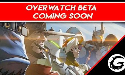 Overwatch Beta Coming Soon