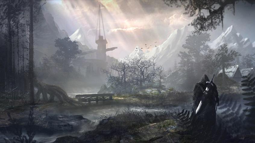 Elex Pre-Alpha Environment Video