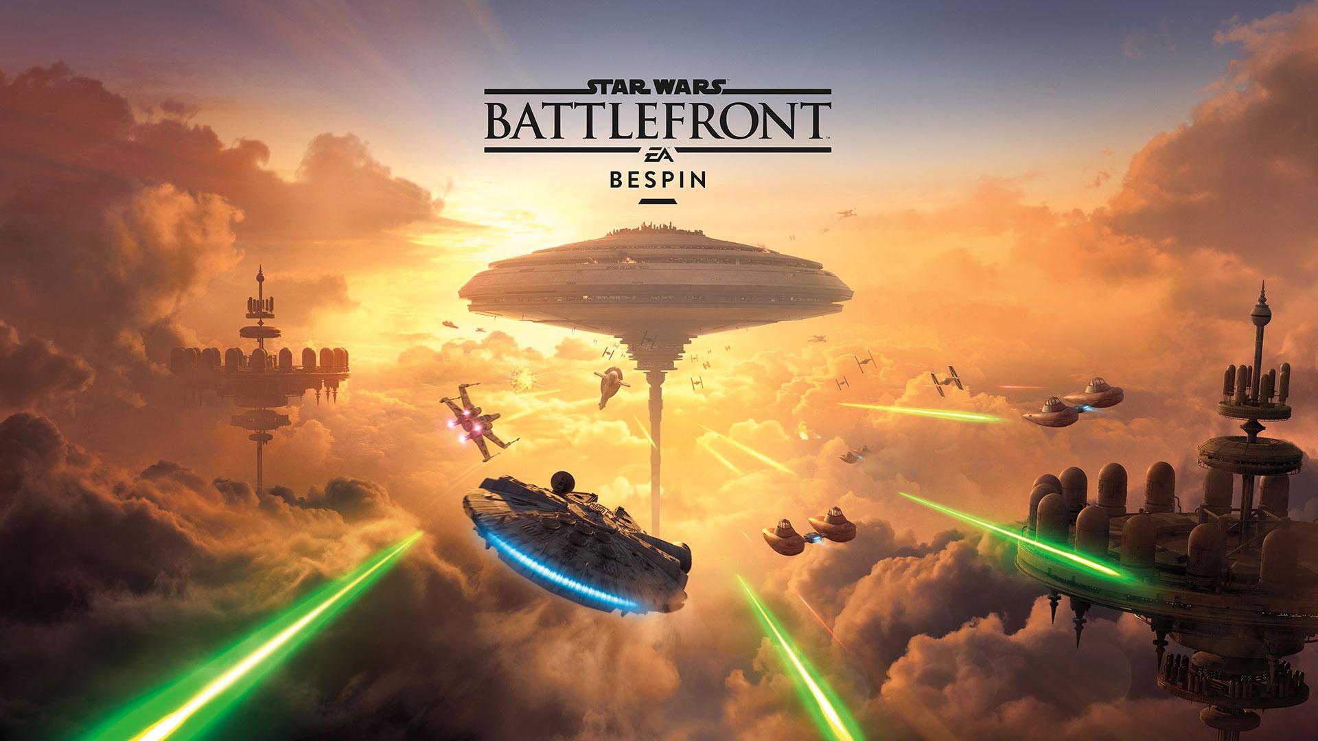 Star Wars Battlefront 'Bespin' DLC Launch Trailer