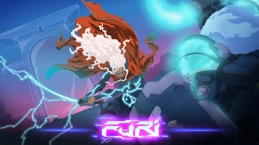 Furi Releasing for PS4 and Steam on July 5