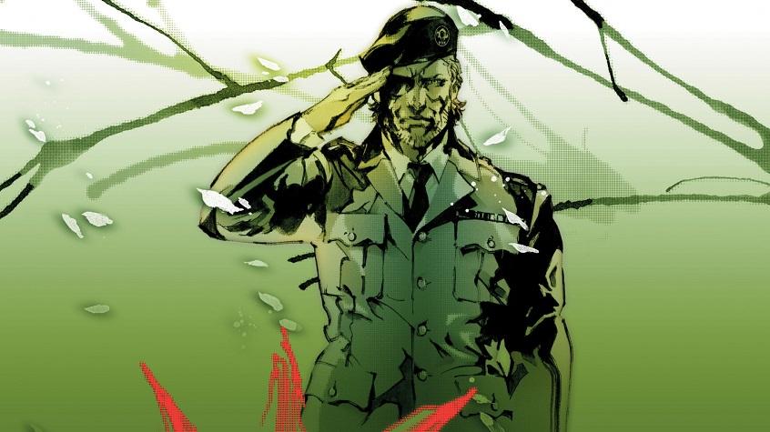 Konami is Making a MGS: Snake Eater Pachislot Machine