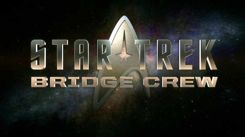 Ubisoft announces Star Trek Bridge Crew – VR game