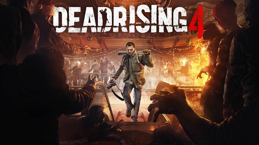 Dead Rising 4 'Black Friday' Cinematic Trailer