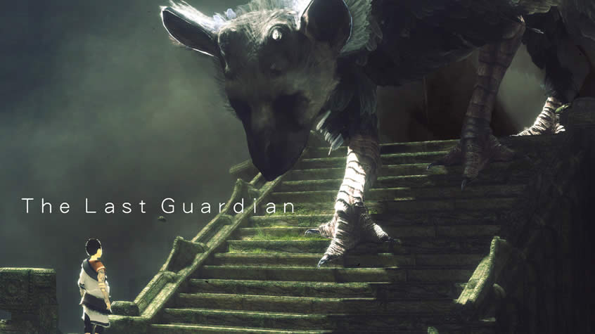 PSX 2017: The Last Guardian VR Experience Unveiled