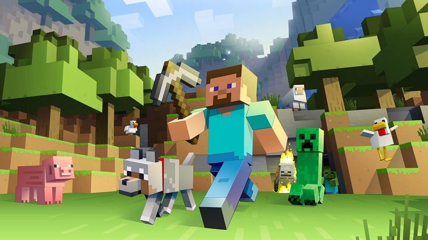 Minecraft Realm Introduces Cross-Play across all platforms