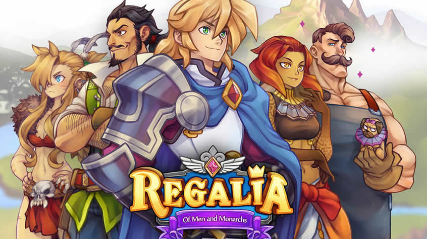 New Trailer Released for Regalia: Of Men and Monarchs