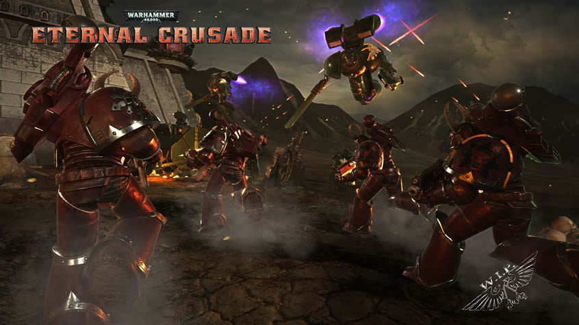 New Faction for Warhammer 40,000: Eternal Crusade