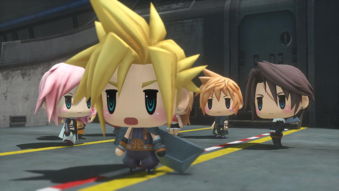 World of Final Fantasy Trailer Teases Old Favorites