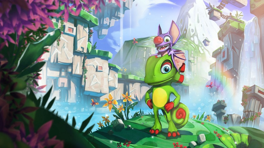 Yooka-Laylee Delayed to Q1 2017 – First Trailer