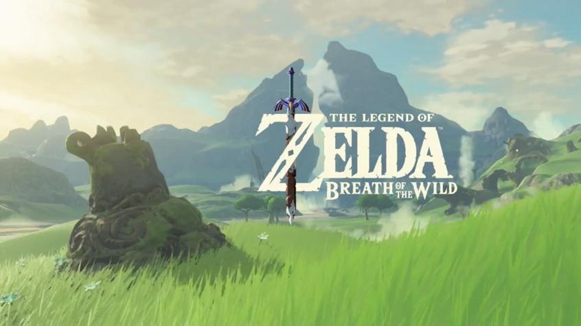 The Legend of Zelda: Breath of the Wild Graphics Comparison Switch- Wii U