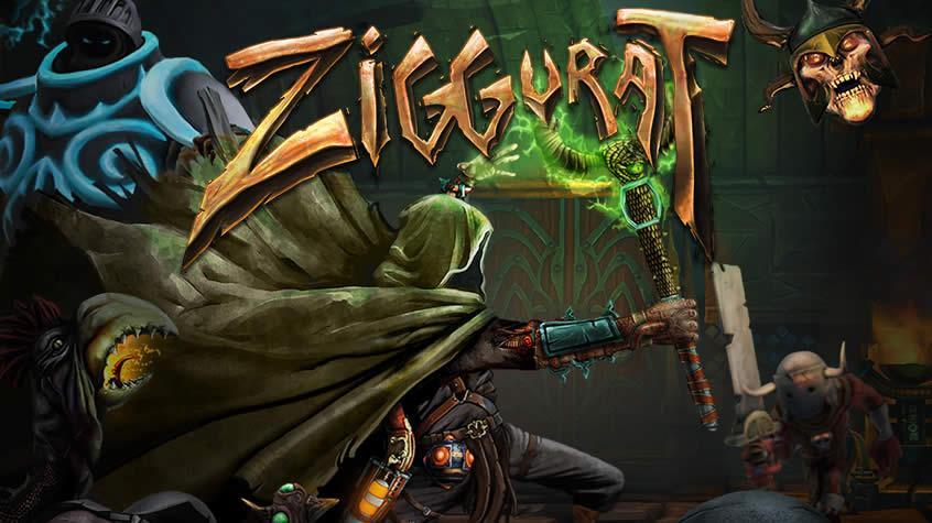Ziggurat Coming to WiiU on June 30th