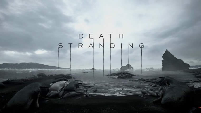 E3 2018 – Death Stranding gameplay trailer debut