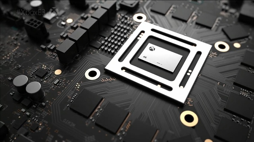 Phil Spencer Isn't Worried About PS4 Pro Releasing Before Project Scorpio