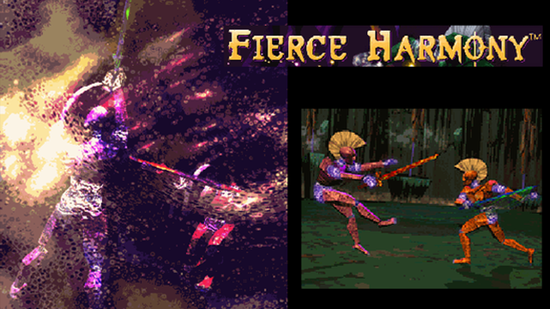 Fierce Harmony Interview with Michael Pierre Price
