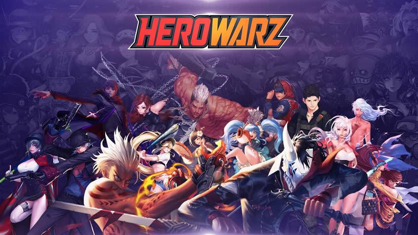 HeroWarz Closed Beta Test 2 Is Live
