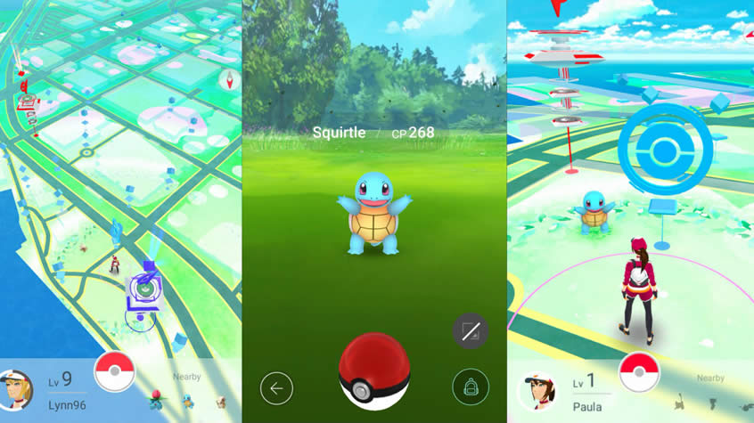 pokemon go update apk video