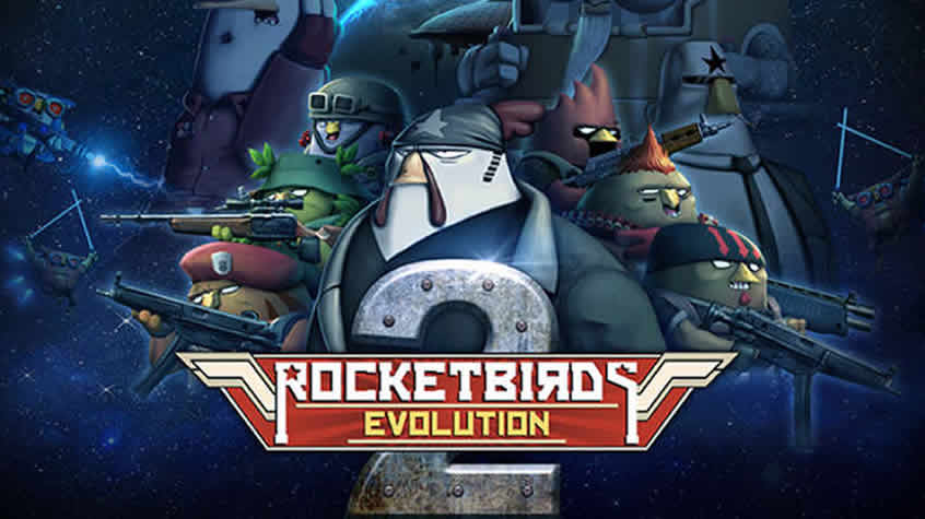 Rocketbirds 2: Evolution New Free DLC Available Now