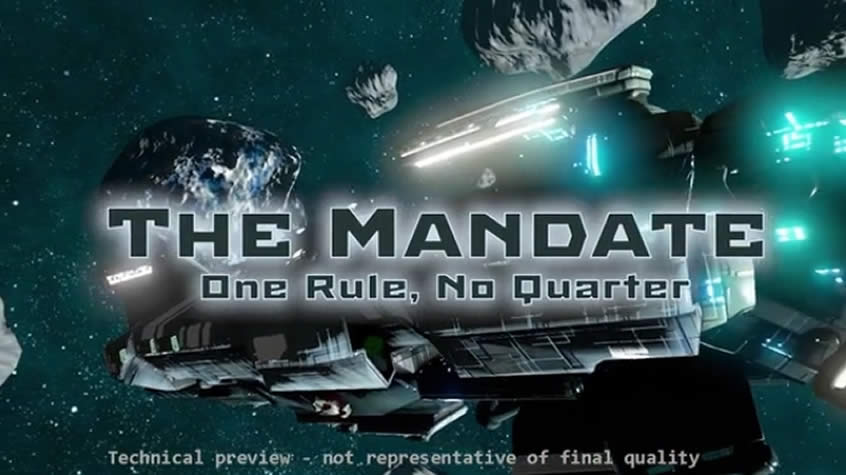 The Mandate Releases its First In-Game Video