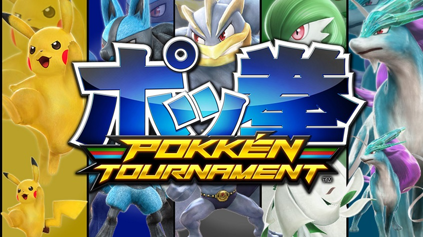 Pokken Tournament Arcade to reveal new playable Pokemon on July 14