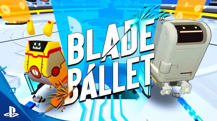 Blade Ballet Coming on August 9