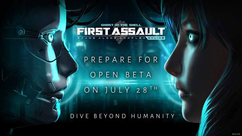 First Assault Online Open Beta Coming on July 28
