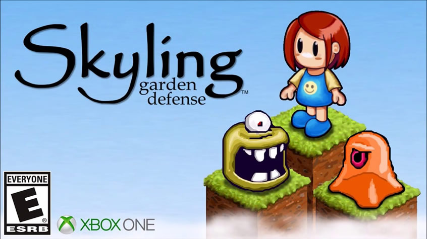 Skyling: Garden Defense Now Available in 10 New Xbox Stores