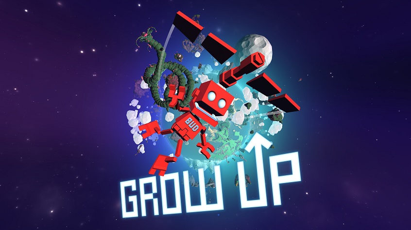 Grow Up Now Available on PS4, Xbox One and PC