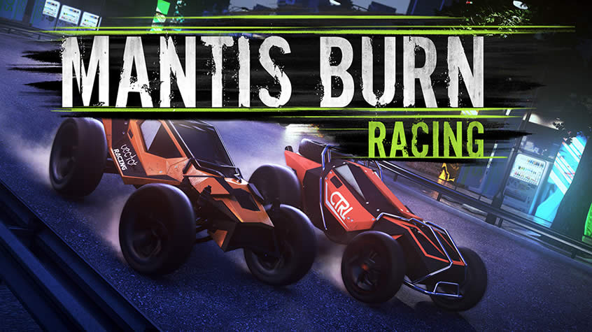 """Explosive New """"Battle Cars"""" Content Now Available for Mantis Burn Racing"""