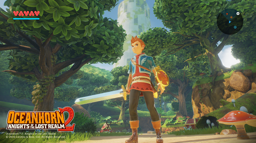 Oceanhorn 2: Knights of the Lost Realm Announced