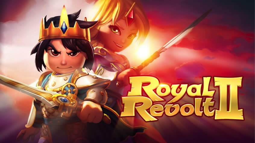 Royal Revolt 2 Gets a Large Update that Includes Ninjas