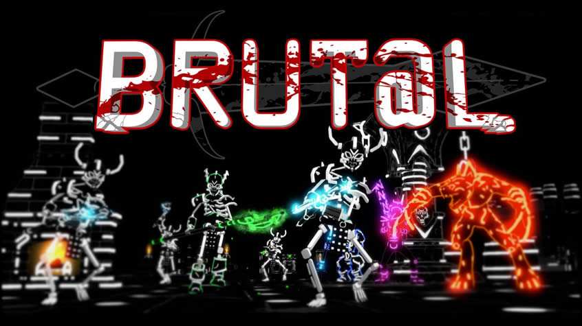 Brut@l is Coming to PC Early 2017