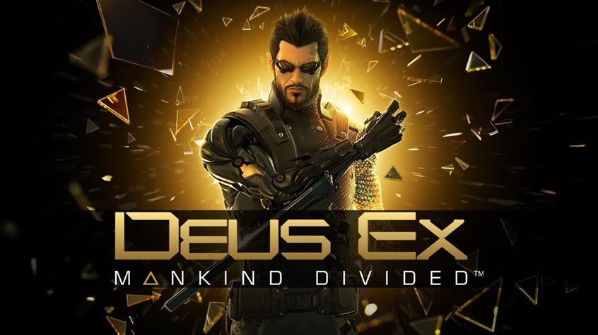 Eye Tracking Features Announced for Deus Ex: Mankind Divided