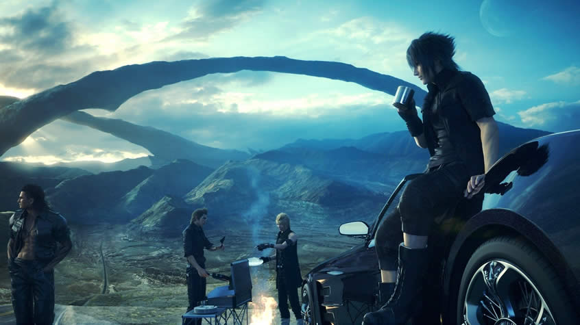 Final Fantasy XV Let's Play Series Launched