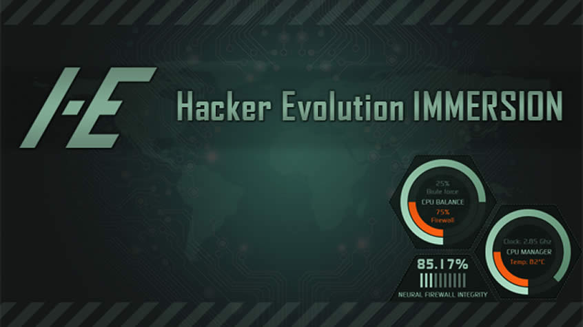 Hacker Evolution Immersion Coming Later this Year