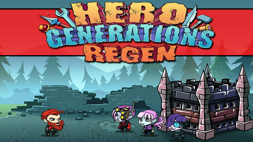 Hero Generations: ReGen is Now Available on Steam