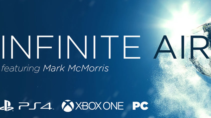 Mark McMorris Infinite Air Gets a New Trailer