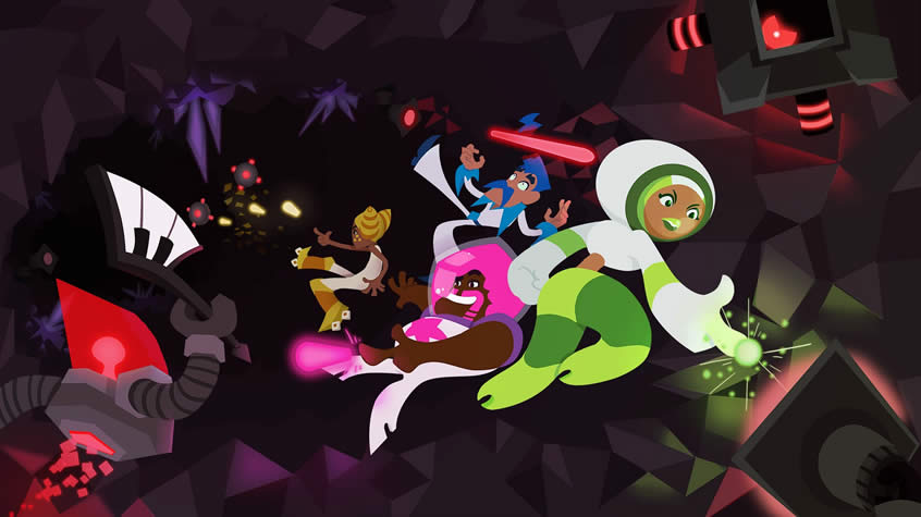 Laser Disco Defenders Coming to PS4 on November 15