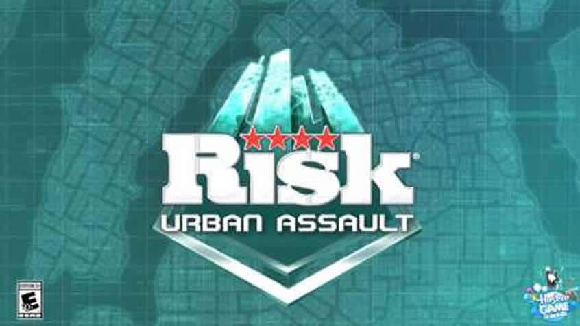 Risk Urban Assault and Battleship Console Games are Now Available