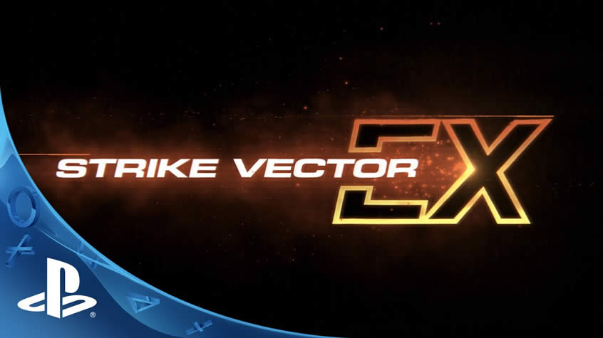 Strike Vector EX Begins its Pre-order Campaign Today