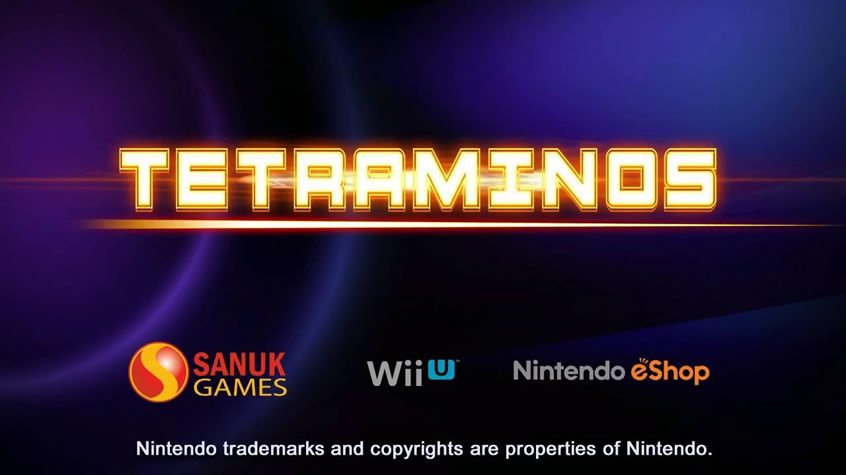 Tetraminos is Coming to the Wii U eShop on September 1st