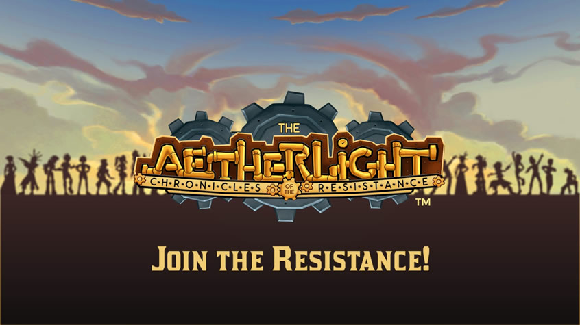 Episode 3 of The Aetherlight is Available Now