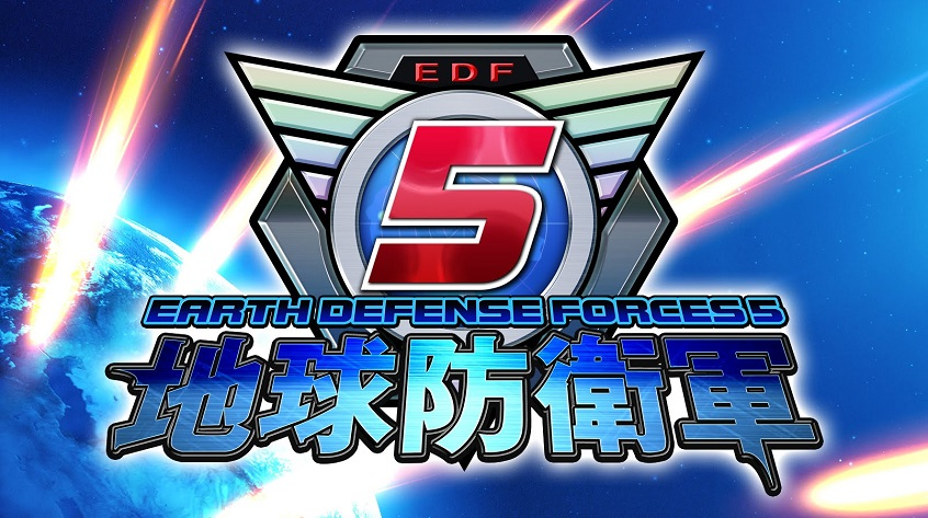 Earth Defense Force 5 Announced for PS4