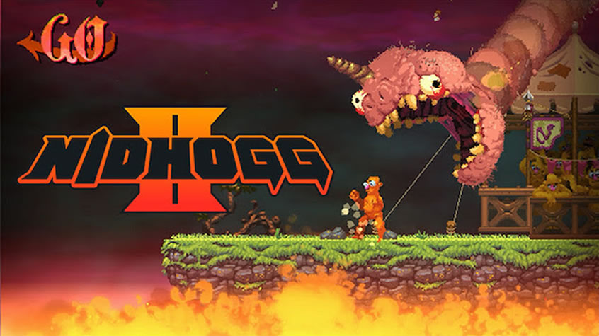 Nidhogg 2 to be Revealed at TwitchCon
