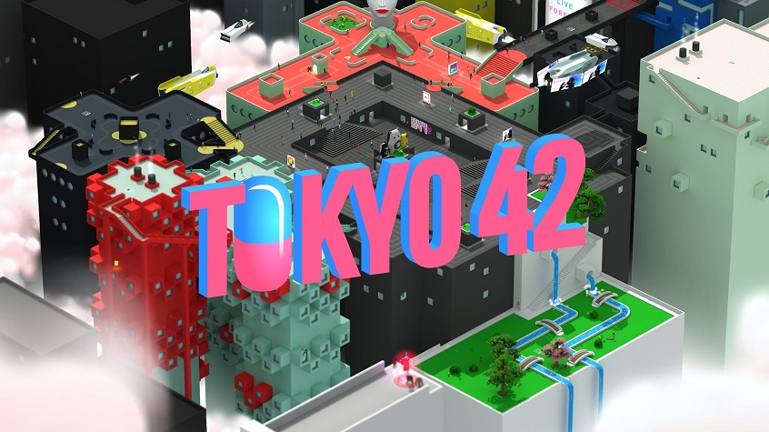 Tokyo 42 – Out Today on Steam and Xbox One – Launch Trailer