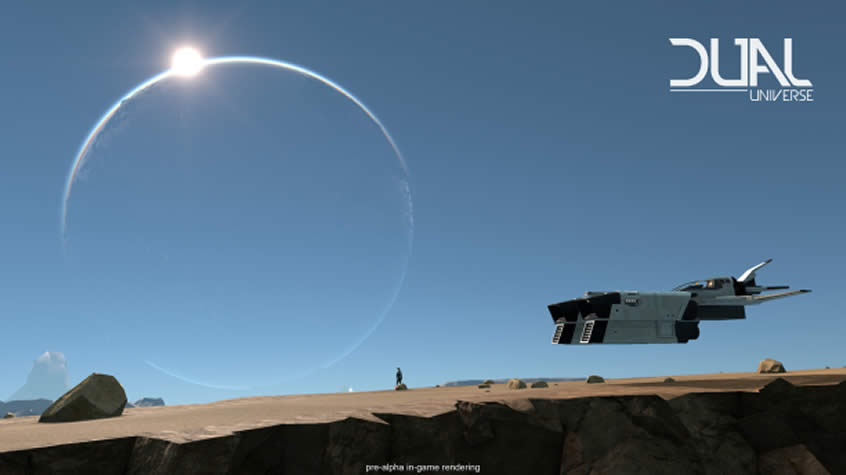 Dual Universe Releases New Video Featuring Voxel Technology