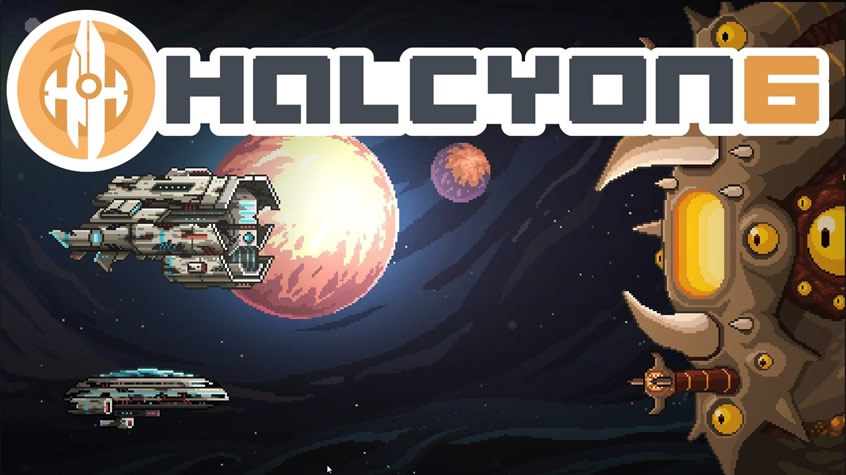 Kickstarter Success Halcyon 6: Starbase Commander is Out Now