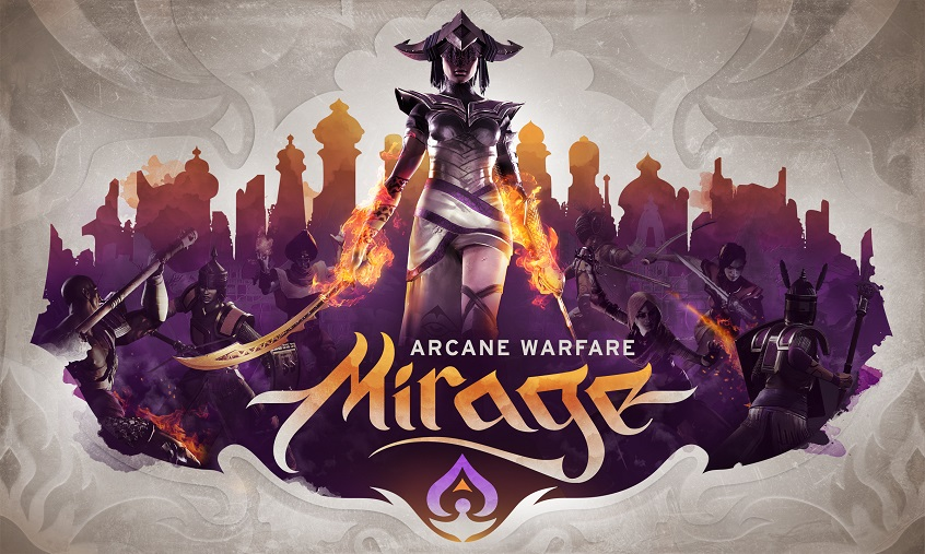 Mirage: Arcane Warfare from Torn Banner Studios Launches Today on Steam