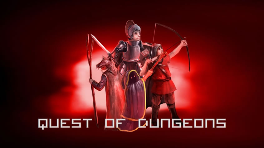 Quest of Dungeons Launches for Nintendo Wii U and 3DS