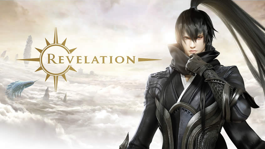 Masters the elements with the SwordMage in Revelation Online