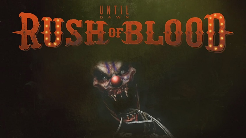 Until Dawn: Rush of Blood 'Bringing Terror to Life in VR'